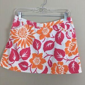 Lands' End Swim Skirt Cover M